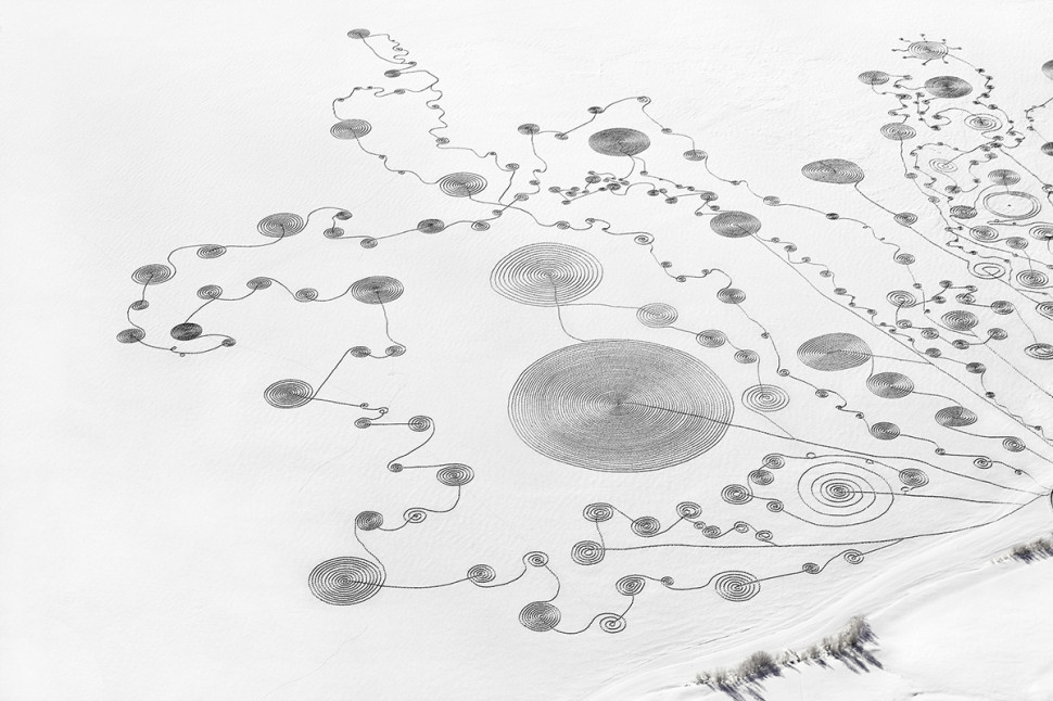 Snow Drawings-Catamount44
